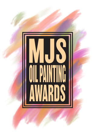 MJS Oil Painting Awards Logo